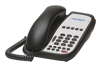 Teledex I Series ND2205S two-line speakerphone