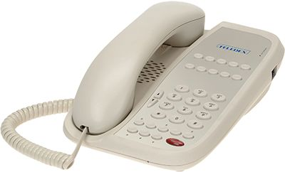 Teledex I Series ND2210S two-line speakerphone
