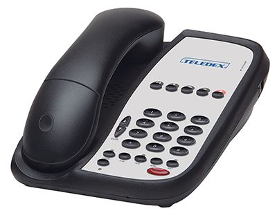 Teledex I Series NDC2105S single-line speakerphone