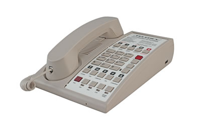 Teledex D Series Hotel Phone