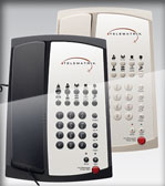 TeleMatrix 3100mwd Marquis hotel phone room telephone
