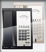 TeleMatrix 9600mwd5 cordless DECT speakerphone Marquis hotel phone room telephone