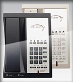 TeleMatrix 9602mwd5 cordless DECT speakerphone Marquis hotel phone room telephone