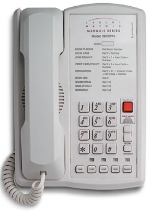 TeleMatrix 2802MWS Speakerphone