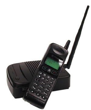 Voyager CL-2200XP AS long range wireless phone cordless system
