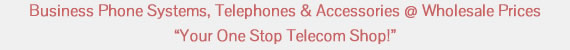 Telephone Magic - Wholesale business phone systems - your one stop telecom shop!